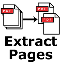 Extract PDF Pages App